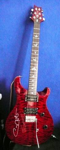 gitaar santana akoestisch